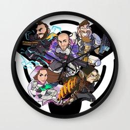 Destiny Community Podcast Wall Clock