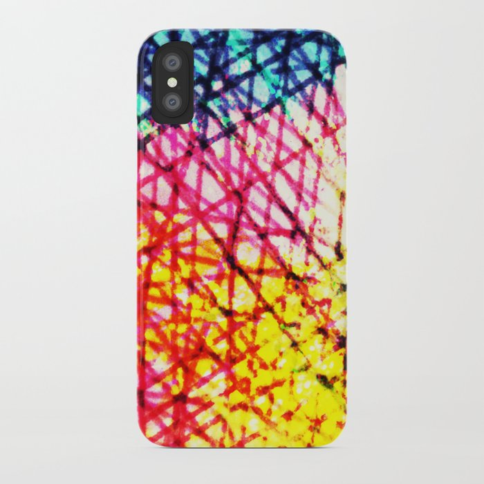 Vibrant Summer  iPhone Case