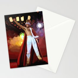 Hail to the Queen ♫♪ Stationery Cards