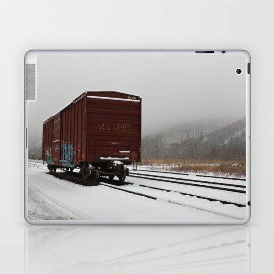 Cold Car Laptop & iPad Skin