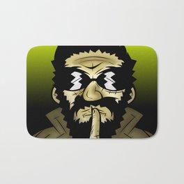 Secret Agent Man, Mr. Wood Bath Mat