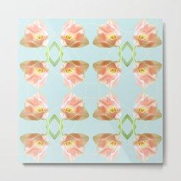 tulip spring salad eau di nil + lemon cream Metal Print