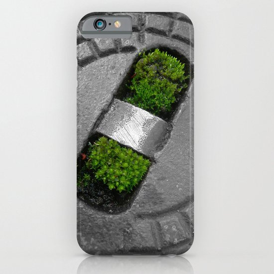 little green iPhone & iPod Case