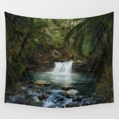 The Jungle 2 Wall Tapestry