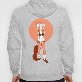 Skater Girl Hoody