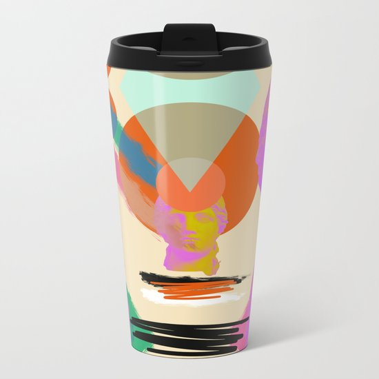 Cythera Metal Travel Mug