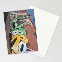 italian graffiti I Stationery Cards