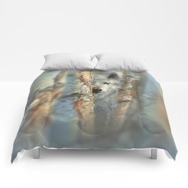 White Wolf - Focused Comforters