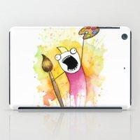 meme iPad Cases featuring Meme by Olechka