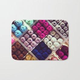 Yarn Display Bath Mat