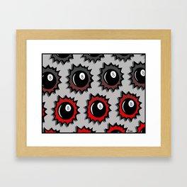 8 BALS Framed Art Print