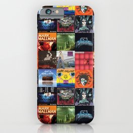 Mark Mallman - Album Compilation iPhone Case