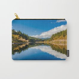 Rogue River Afternoon Carry-All Pouch