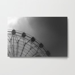 highs and low Metal Print