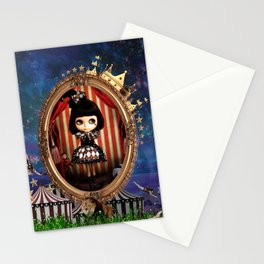 Night of Circus Stationery Cards