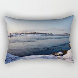 saltstraumen Rectangular Pillow