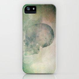 Vintage Skull iPhone Case