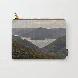 Looking toward Berowra Creek from Muogamarra Nature Reserve, Sydney Carry-All Pouch
