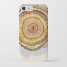 Tree Rings Slim Case iPhone 7