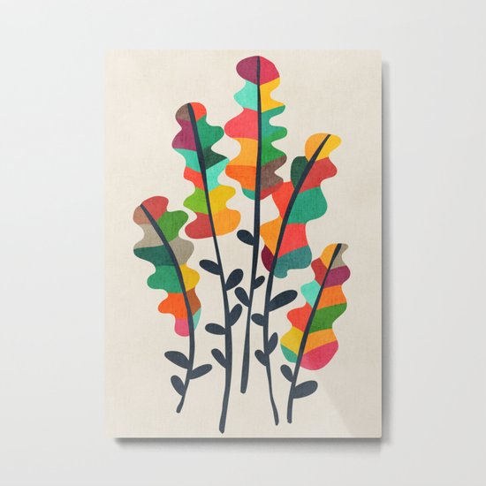 Flower from the meadow Metal Print