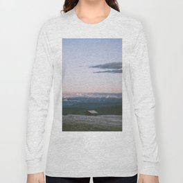 Living the dream - Landscape and Nature Photography Long Sleeve T-shirt