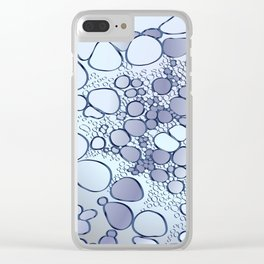 Abstract digital work 8 Clear iPhone Case