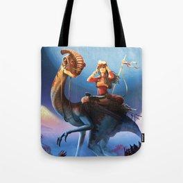 Twilight Search Tote Bag