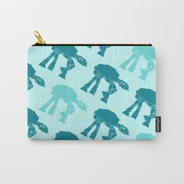 Blue AT-AT Galactic Empire, Dark Side Carry-All Pouch
