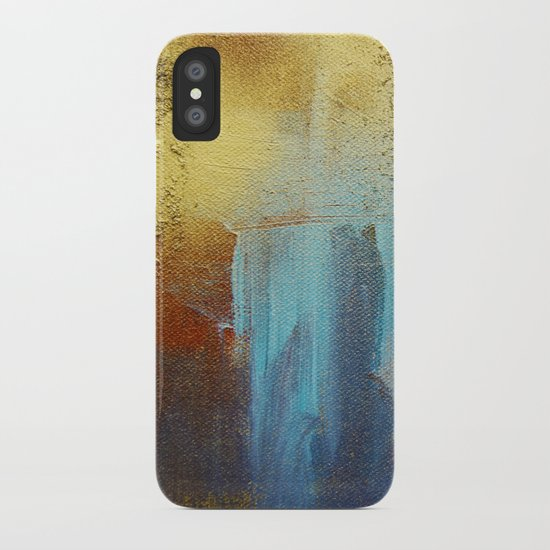 Moment of Peace iPhone Case