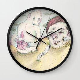 PROBLEMAS CON LAS PALABRAS Wall Clock