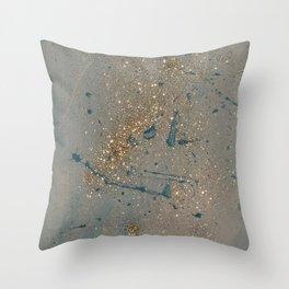Sparkling Throw Pillow