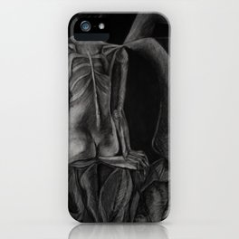 It Twists But Never Dies iPhone Case