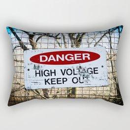 High Voltage Rectangular Pillow