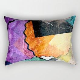 Abstract 2018 006 Rectangular Pillow