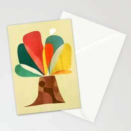 A tree Stationery Cards
