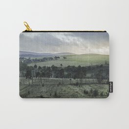 Green Wicklow Mountains | Ireland Carry-All Pouch