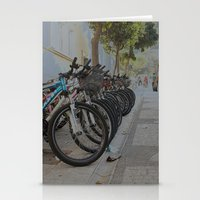"bicycles Stationery Cards featuring Bicycles  by  (""3"")"