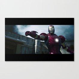 Iron Man: Gulmira Canvas Print