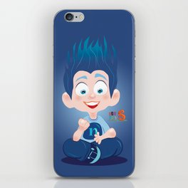 Nuly/Character & Art Toy design for fun iPhone Skin