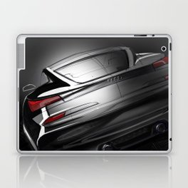 Rear Studio Spotlight Laptop & iPad Skin