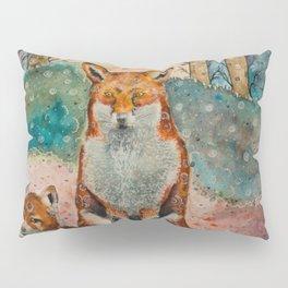 Daydreaming Fox Pillow Sham