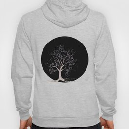 Dark elven tree Hoody