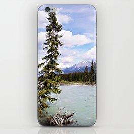 Alberta River Landscape iPhone Skin
