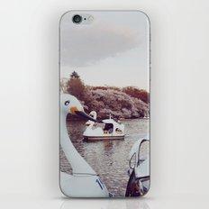 Inokashira Swans iPhone & iPod Skin
