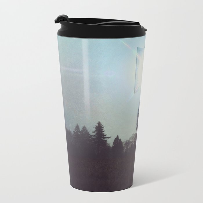 The Door Metal Travel Mug