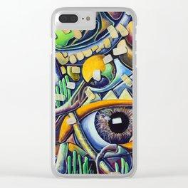 Ti Vedo! Clear iPhone Case