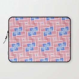 American Flag Laptop Sleeve