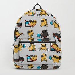 Pug Leg Day Backpack