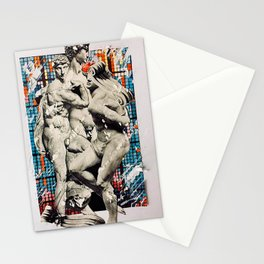 H.Meat Disco Stationery Cards