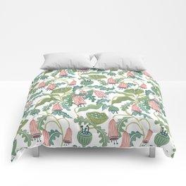 Folk Florals Comforters